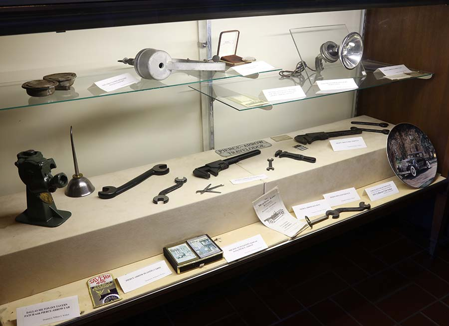 Pierce-Arrow Artifacts