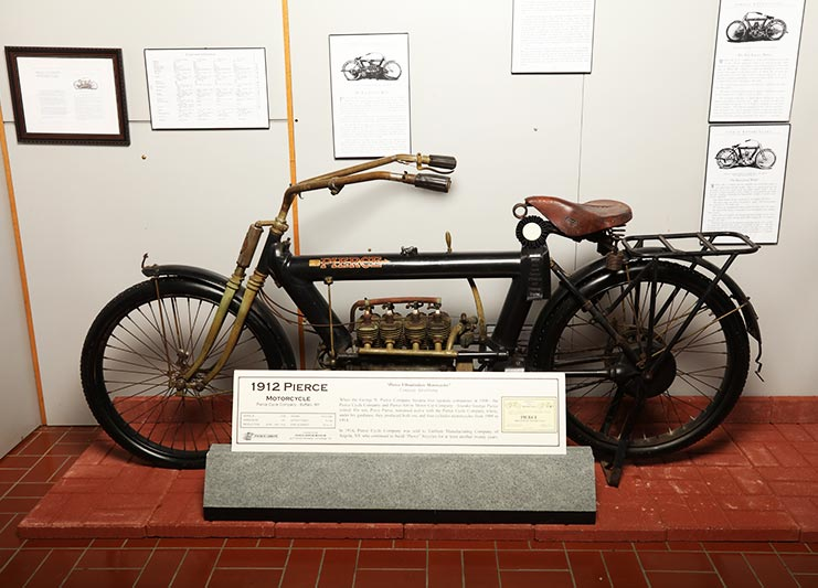 Pierce-Arrow motorcycle
