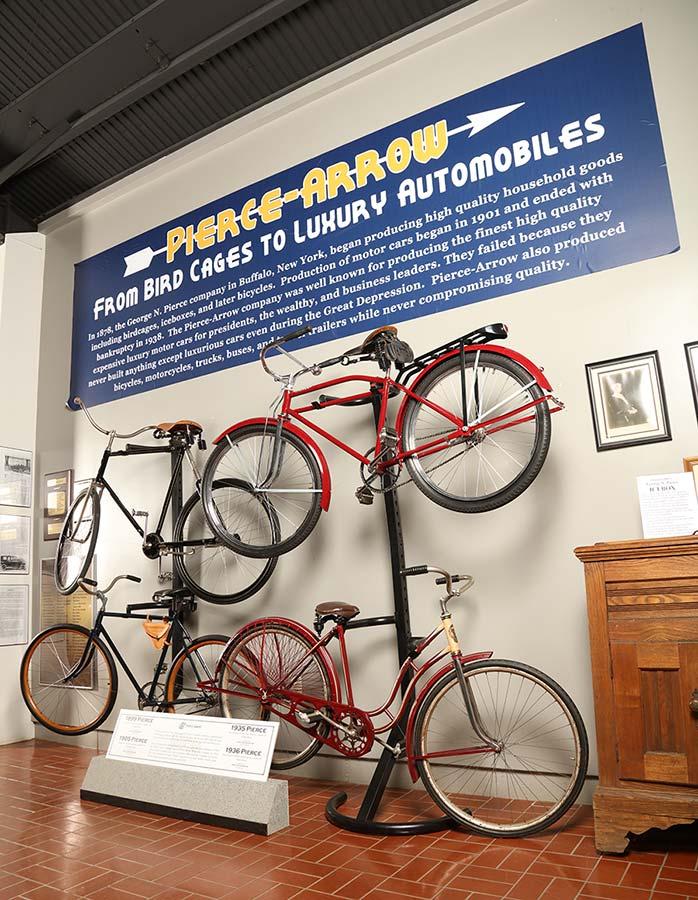Pierce-Arrow bicycles