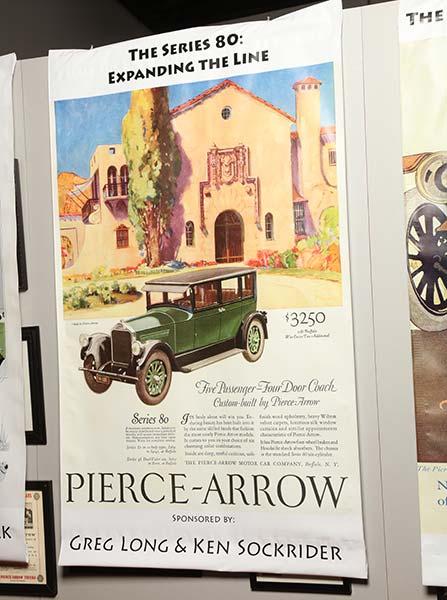 Pierce-Arrow Poster