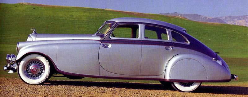 1933 Silver Arrow Pierce-Arrow