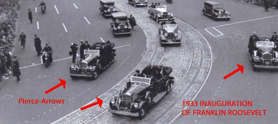presidential-inaugeration-pierce-arrow-automobile